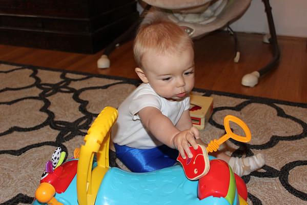 Feb 2013 Joseph 11 months old
