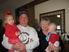 Marme', Pops, Camden and Claire