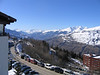 View from Les Arcs 1600