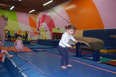 bouncy marina!