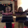 Froo-froo skirts made with love by Grammy!