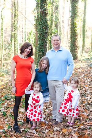 Ferguson Family 2012