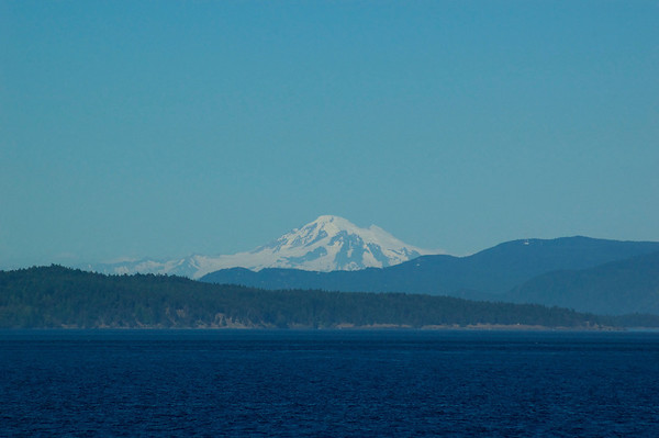 Ferry from Sidney to Anacortes - July 2013