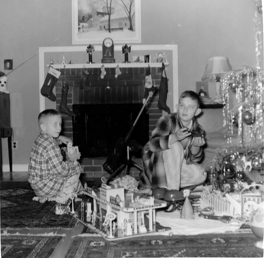 Christmas 1956