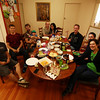 <b>19 Dec 2010</b> Shadmin gathering - Peka, Alex, Alex, Finn, Dave, Maggie, Mik, Dyon, Helen (and a couple of kids running around)
