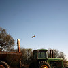 <b>30 Dec 2010</b> A crop duster! Haven't seen those flying around for a while