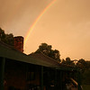 <b>17 Dec 2010</b> Rainbow after storm in Eltham