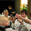 <b>19 Dec 2010</b> Finn and the paparazzi