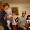 <b>19 Dec 2010</b> Jiggling - the default state (and Dave with his daughter)