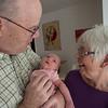 Grandpa, Fiona and Grandma
