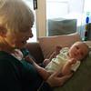 Grandma and Fiona