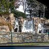 Waterfall Frozen in Time