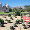 Old Santa Barbara Mission, California