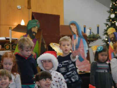 First Christmas Play Pre-School