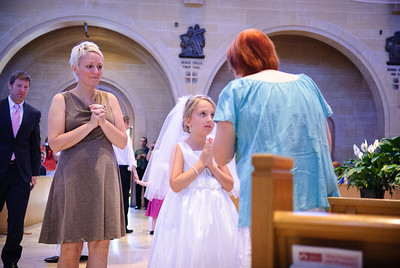 Mary's first communion - 19-May-2012 Filename: TOP_2271