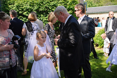 Mary's first communion - 19-May-2012 Filename: TOP_2355