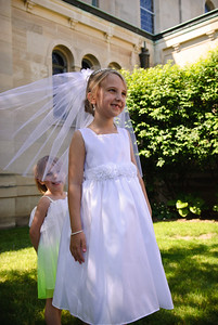Mary's first communion - 19-May-2012 Filename: TOP_2332