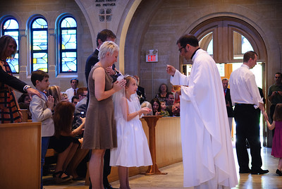 Mary's first communion - 19-May-2012 Filename: TOP_2266