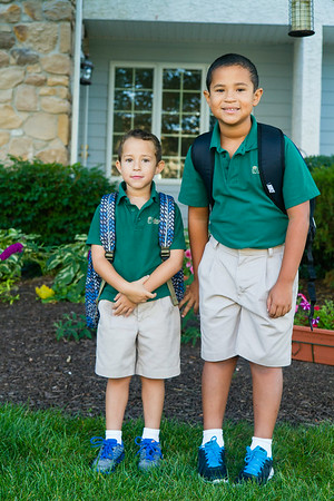 First Day of School-Part III