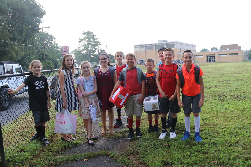 9-6-18 First Day of School