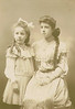 Helen Elizabeth and Florence Louise Krouse