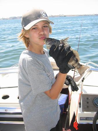 Fishing 7/13/07