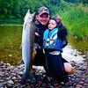 Layke 1st fishing trip