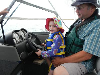 Fishing with Papa 2013
