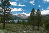 June Lake from a little above lake level