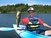 Mathew & Largemouth Bass - Ilion NY