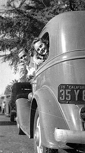 Charles and Dorothy Fleischman - Circa 1941
