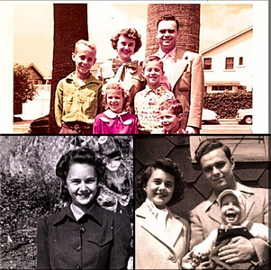 Fleischman Family - Various Shots and Times