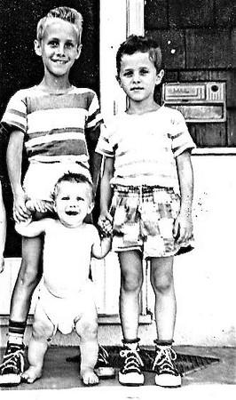 Fleischman Boys - Circa 1952