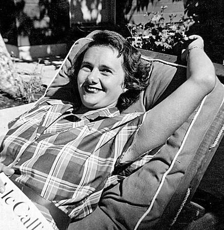Dorothy Fleischman - Circa 1953