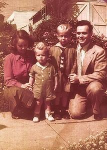 Fleischman Family - Circa 1947