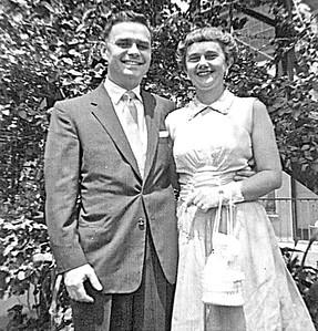 Charles and Dorothy Fleischman - Circa 1965