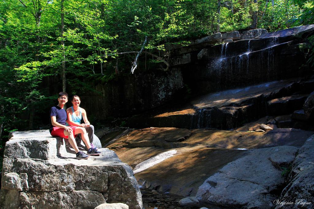 Champney Falls - 8/24/16