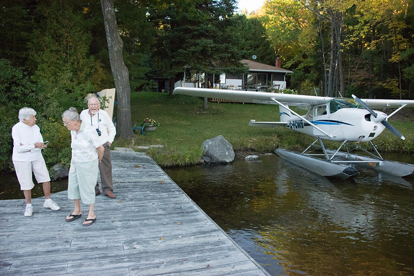 Float Plane Cottage