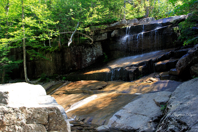 Champsney Falls - not much water due to this year's awful drought