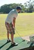 Benjamin golfing in Delray Beach 12-29-09