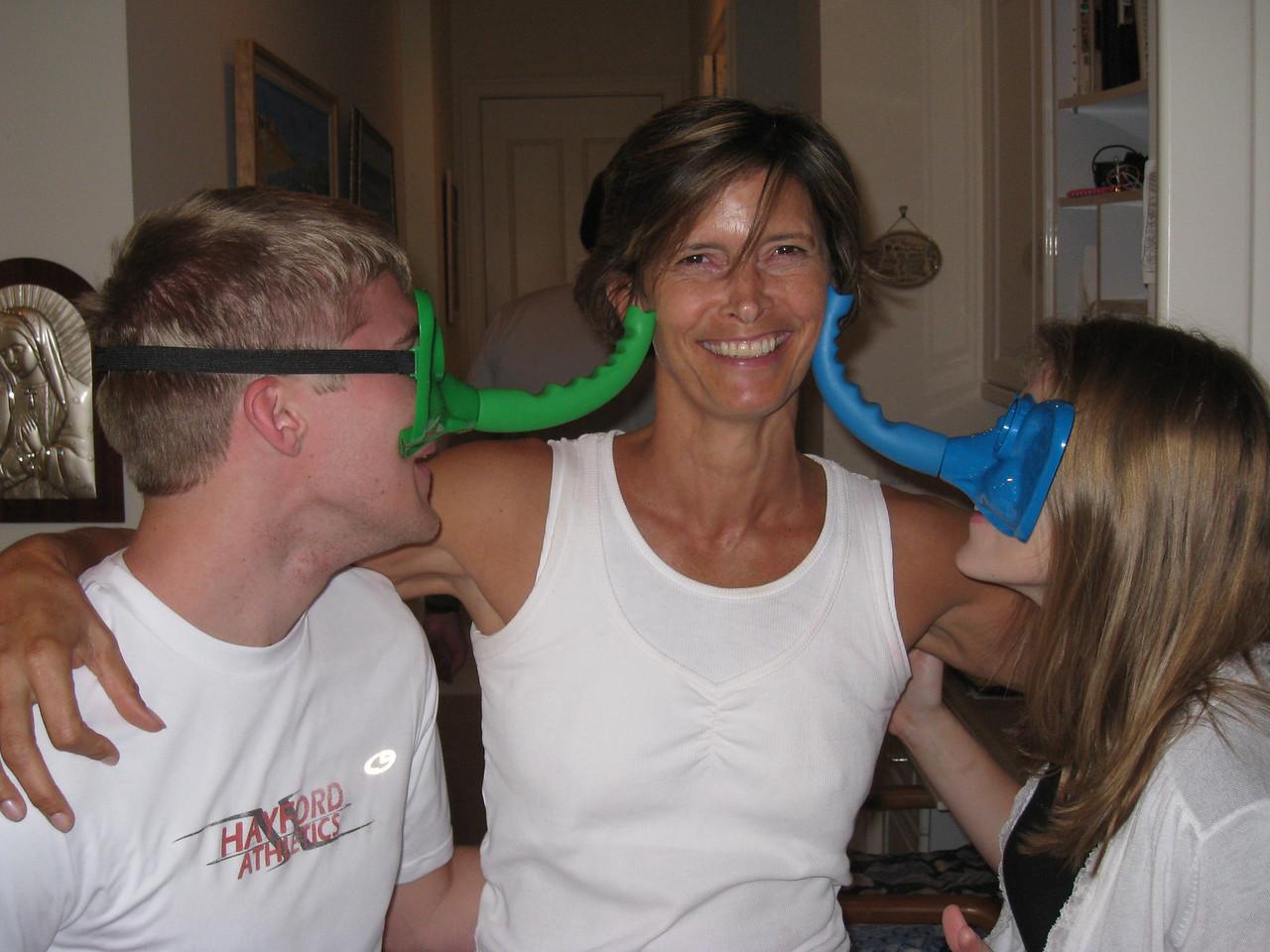 Hayford earwax cleaning ritual.