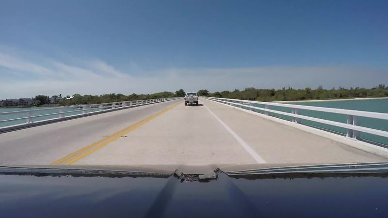 Sanibel Island Gopro, part 1 2017