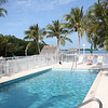 Swimming pool at our resort.