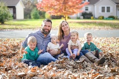 Foley Family Fall 2017