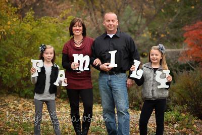 Folger Family 2013