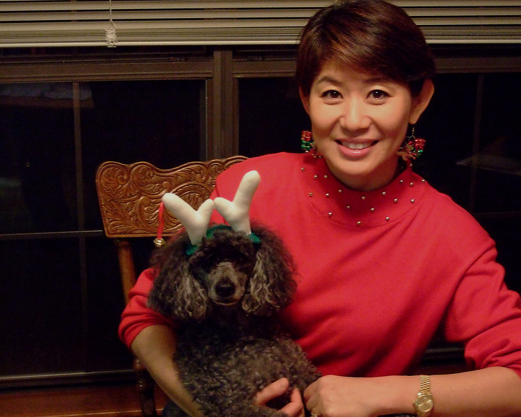Naomi Folsom<br /> Christmas Eve<br /> 2006