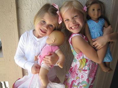 Liz American Girl Doll Store April 14, 2011