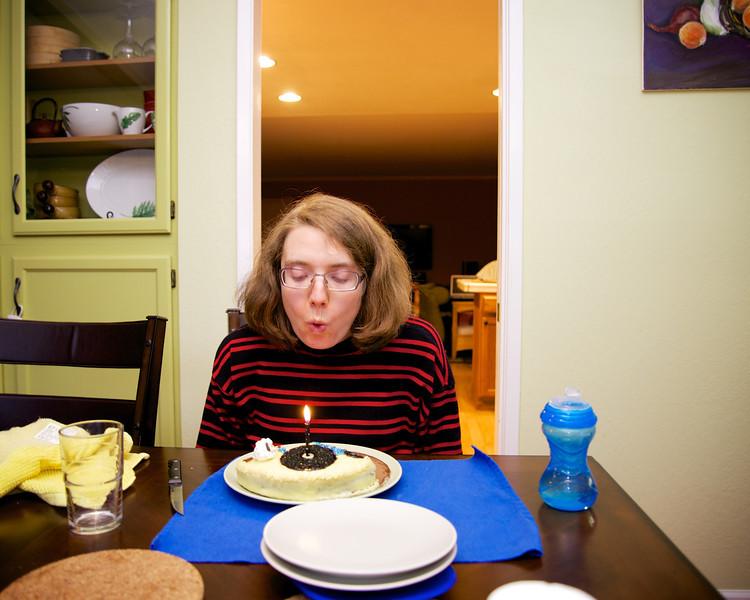 Hal's tractor birthday cake