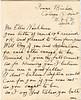 1945 April letter Isaac bixhop to Ellis Washburn 3