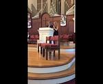 Matthew's Speech